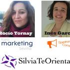 #SilviaTeOrienta #ForoMarketingSevilla