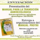 Presentación Manual para la transición agroecológica