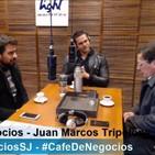 #CaféDeNegocios 182 | #CaféEconómico con Gustavo Ruiz Botella, Jorge Compagnucci: Mercados. Dip. Héctor Pérez:Transporte
