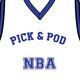 Pick&Pod NBA: #83 (2/8/17)