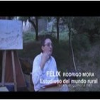 Charla de Félix Rodrigo en el III Encuentro Espial, en Cuevas del Engarbo, 2013