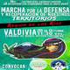 RDTLosRíos: Invitan este 28/O a marcha en Valdivia por la defensa y recuperación de los Territorios