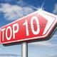 Top ten ranking antena uno radio 20/04/8