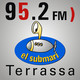El Submarí. Josep Sellarès, president Trabucaires Terrassa. 18-07-2017