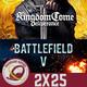 GR (2X25) Battlefield V, Violencia y Videojuegos, Análisis Kingdom Come, Entrevista a Jaime Brotóns de Reserva de Maná