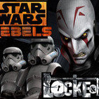 LODE 5x28 Star Wars REBELS – Locke & Key – Loders: Raul Martin