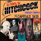 El Perfil de Hitchcock 3x15: Animales nocturnos, Entrevista a Ángel Gómez Rivero y Feliz Navidad Mr. Lawrence