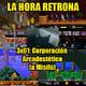 La Hora Retrona 3x01. Corporación Arcadestética