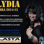 Nuevos Talentos (16/11/14) Entrevista a Lydia