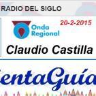 Entrevista al orientador Claudio Castilla (ORM, 20-2-2015)