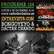 Programa 124 - Bongoyeyo & Dactah Chando (08-12-2016)