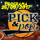 Pick&Pop 26/09/2017