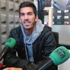 Carlos Gutiérrez, jugador Burgos CF / Onda Deportiva Burgos
