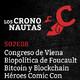 S02E08 - Congreso de Viena. Biopolítica de Foucault. Bitcoin y blockchain. Heroes Comic Con.
