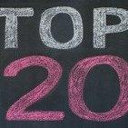 Top 20 - Videojuegos favoritos de Zona Delta