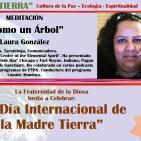 """Como un Árbol"" Laura González (MADRE TIERRA - EVENTO GLOBAL)"