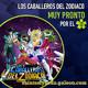 Especial México: Caballeros del zodiaco a Canal 5 y el paso por tv abierta.