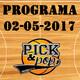 Pick&Pop 02/05/2017