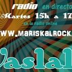 Waslala -1ª parte - Repaso a discos - 11/01/2017