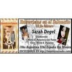 Sol-Tame AL AIRE Entrevista en el saloncito Hoy Sarah Degel coord. Miren E.Palacios 120214