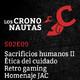 S02E09 - Sacrificios Humanos II, Ética del cuidado, Retro Gaming y Homenaje a JAC