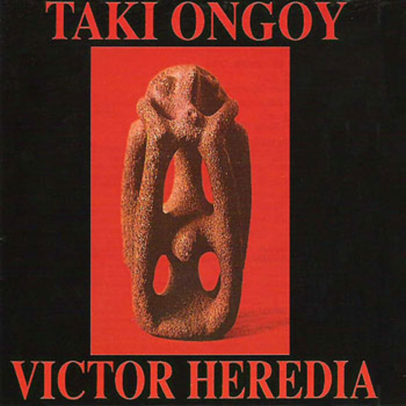 Taki Taki Lumba Mp3 Audio: Victor Heredia (1986) En Cosas
