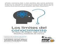 Los límites del conocimiento humano: un poco de religión, algo más de filosofía y bastante de ciencia