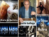 1x11- Radiestesia con Benito Gallego Blanco y misterios en general con Maria De Barreiro y Mary Gutierrez.