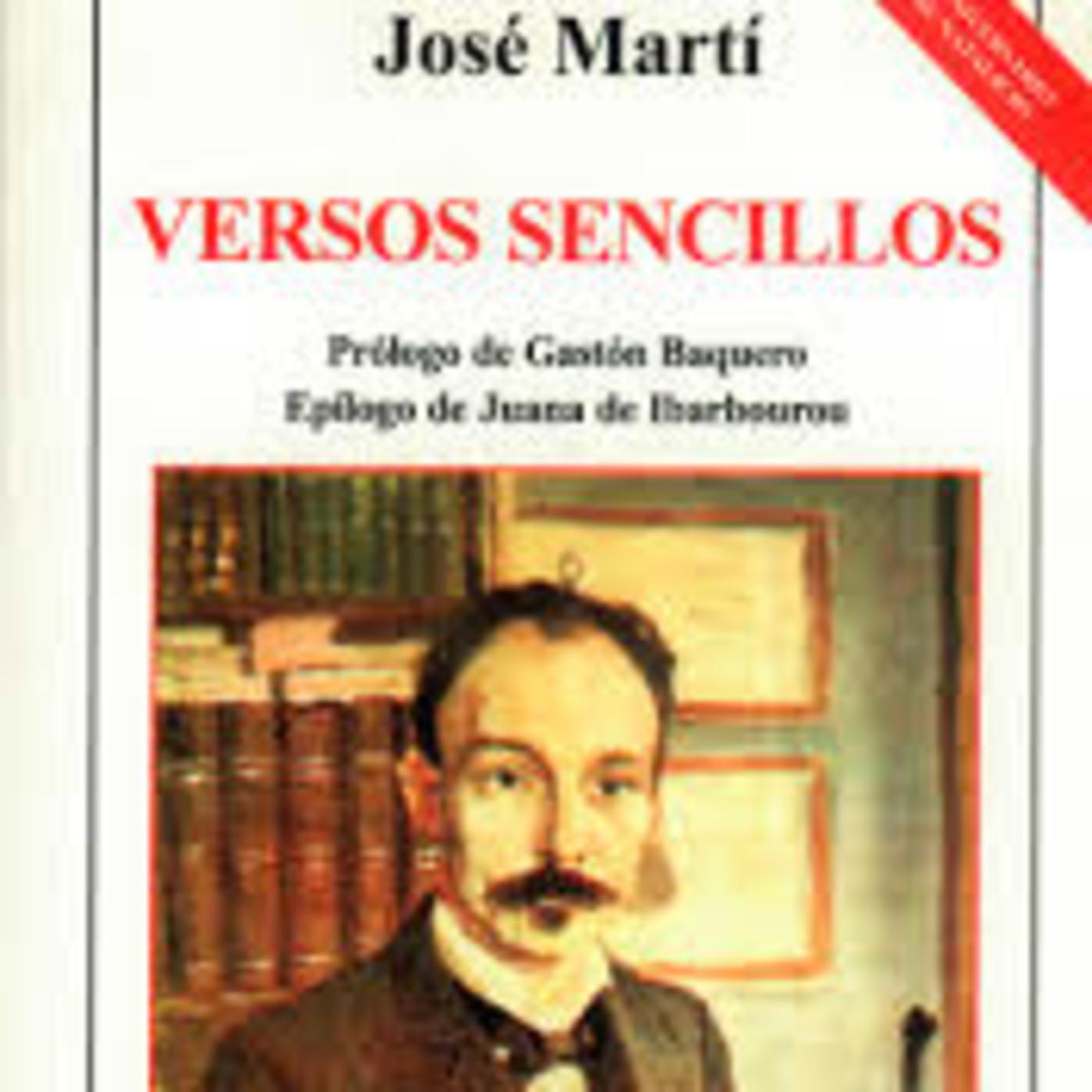 versos sinceros jose marti biography