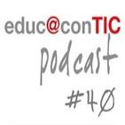 educ@conTIC podcast 40- Comunidades de Aprendizaje, Aprendizaje Basado en Proyectos y Creatividad para una Nueva Escuela