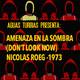 Aguas Turbias 56.1 - Amenaza en la sombra (Don't Look Now)