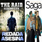 LODE 4X26 -Archivo Ligero- The Raid: Redemption REDADA ASESINA, SAGA el cómic