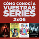 Cómo conocí a vuestras series 2x06 - Westworld, Search Party, Crossover DC, Hairspray Live!, premios, etc.