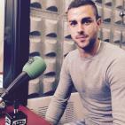 Ander Vitoria, jugador Burgos CF / Onda Deportiva Burgos