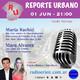#ReporteUrbano Emisión 01/06/17 Roberto C Villalobos Cintia Neves Radio Orión Argentina Ciudad Bs As