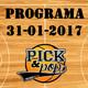 Pick&Pop 31/01/2017