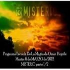 Martes de Misterios - Escuela de Magia 06-03-2012