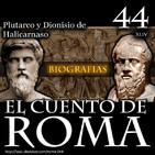 Episodio 44 – Plutarco y Dionisio de Halicarnaso