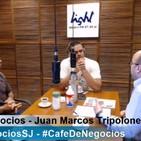 #CafeDeNegocios 195Pablo Soto y Alberto Riveros: Jornadas Administración Empresas - Freddy Areche y Adolfo Robles: Coro