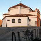 Órgiva- barrio alto, ermita de san sebastián y plaza alpujarra