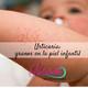 Nutribella - URTICARIA: GRANOS EN LA PIEL INFANTIL