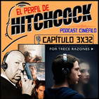 El Perfil de Hitchcock 3x32: Por trece razones (SPOILERS), Amar, Una historia violenta y The Man in the Iron Mask.