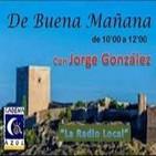 De Buena Mañana - con Jorge González - 22/11/13
