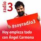 Entrevista Aitor Sánchez en Hoy empieza todo