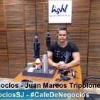 #CafeDeNegocios 201 #CaféEconómico con Jorge Compagnucci, Pattie Jabbaz y Diego Martínez Burzaco:Burbuja de deuda?Crisis