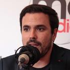 Entrevista a Alberto Garzón en la Fiesta del PCE