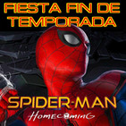 LODE 7x44 SPIDER-MAN Homecoming + FIESTA FIN DE TEMPORADA