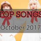 Kpop top songs | october 2017