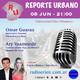 #ReporteUrbano 08/06/17 Manteros Música Conflictos Ciudad CABA Buenos Aires Radio Orión Roberto Villalobos Cintia Neves