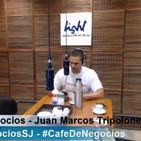 #CafeDeNegocios 196 @Pattie_Jabbaz Mercados internacionales- ORO,Tasas,FED,acciones #CaféDeCoaching Germán Peralta: FOCO